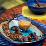Image of Anticuchos (peruvian Beef Kebabs), Spark Recipes