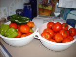 Janet's Garden Cookbook