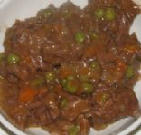 Pressure Cooker Classic Beef Stew
