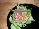 Summer Lentil Salad