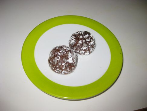Chocolate Balls