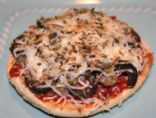 Andi's English Muffin Pizzas