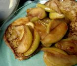 Whole Wheat French Toast with Fried Apples