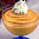 Autumn Pumpkin Pudding