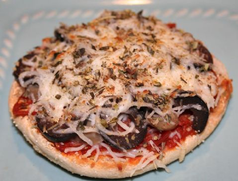 Image of Andi's English Muffin Pizzas, Spark Recipes