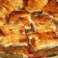 Moussaka (Greek Egglant Casserole)