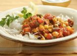 Garbonzo and Tomato Curry