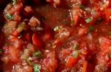 Homemade Salsa (Like Drew's All Natural Salsa!)