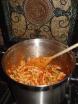 Ziti & Turkey Kilbasa & Zucchini