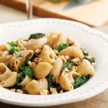 Braised Broccoli Rabe with Orecchiette