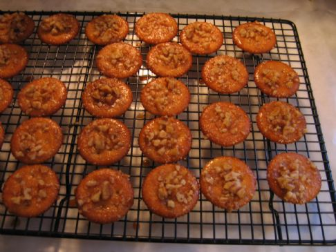 Ritz Cookies