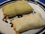 Humitas (chilean tamales)