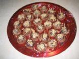Truffle Brownie Cups