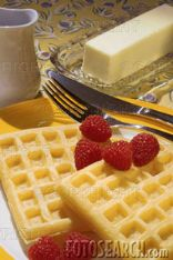 Low Carb Sweet French Waffles