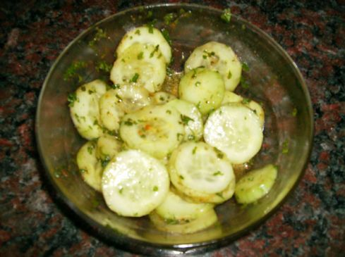 Image of Asian Cucumber Salad, Spark Recipes