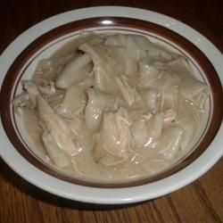 Unchained Recipe Contest Chicken & Dumplings