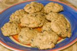 Banana Peanut Butter Cookies
