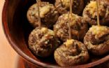 Morgan's Four-Cheese Stuffed Mushrooms