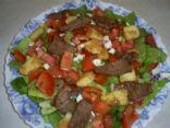Katiya's Finger-lickin Good Fully-loaded Salad