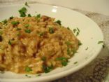 Mote (wheat) Risotto with Endives