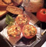 Blue Cheese Broiled Tomatoes