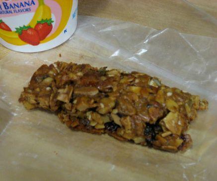 Gluten-Free Granola Bars