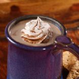 Frothy Hot Chocolate 