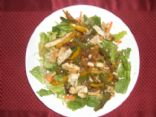 Fiesta Chicken Fajita Salad