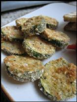 Baked Zucchini Bites
