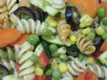 Cold Pasta Salad