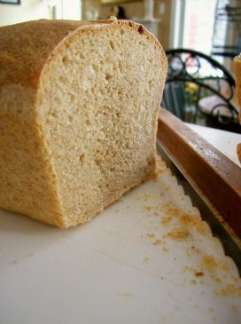 Whole Wheat and Cornmeal Potato Bread