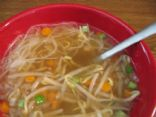 Thai Rice Noodle Soup