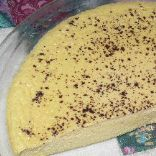 Tofu-Egg Custard Pie
