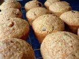 Nostalgic Branana Muffins