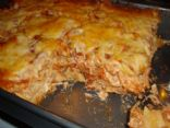 Super Easy Low Fat Lasagna