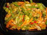 Stir Fry Shrimp & Vegetables