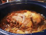 Maren's Crock Pot Pork Roast