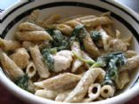 Rattlesnake Penne