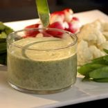 Feta and Herb Dip with Crudits
