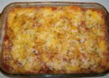Homemade Enchilada