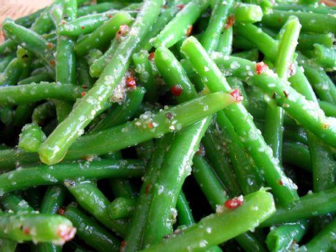 Italian Green Beans (Easy & Fast)