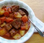 Slowcooker Beef casserole