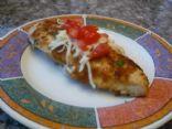 Caprese Chicken Parmesan