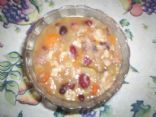 Beefy Minestrone Soup
