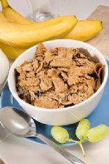Fruity Bran Flake Breakfast