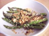 Parmesan Garlic Herb Asparagus