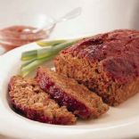 BlessedKnox: Beef & Pork Spicy Meat Loaf