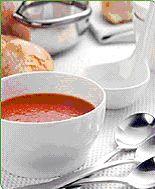 Low Fat Tortilla Soup