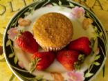 Seasy Applesauce Honey Bran Muffins