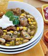 Green Turkey Chili